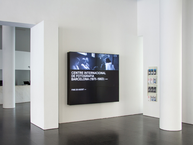 video walls macba todojunto